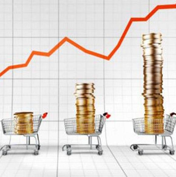 Годовая инфляция в России замедлилась в мае до 15,8%